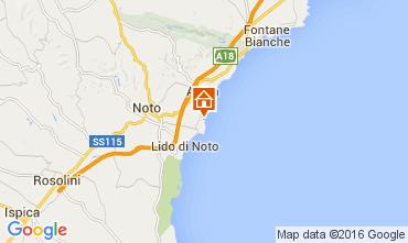 Kaart Noto Villa 104955