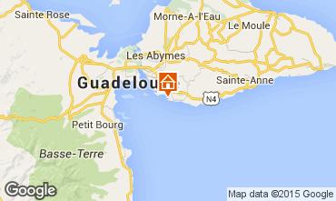 Kaart Gosier (Guadeloupe) Studio 8007