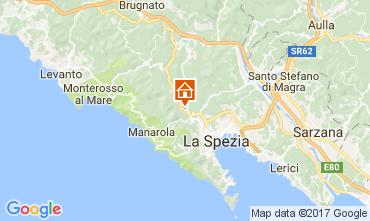 Kaart La Spezia Studio 110236