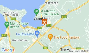 Kaart Grand Baie Villa 76883