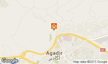 Kaart Agadir Villa 76643