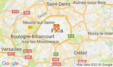 Kaart PARIJS Studio 113449