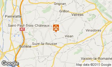 Kaart Visan Huis 31125