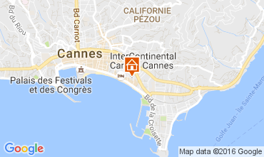 Kaart Cannes Studio 87686