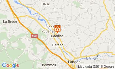 Kaart Bordeaux Huis 43881