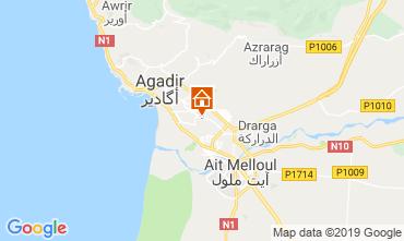 Kaart Agadir Appartement 115125