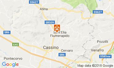 Kaart Cassino Huis 112870