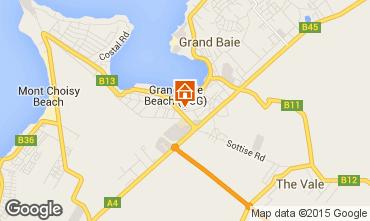 Kaart Grand Baie Appartement 55582