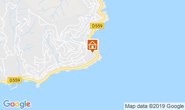 Kaart Les Issambres Villa 118305