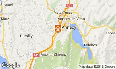 Kaart Annecy Appartement 103303