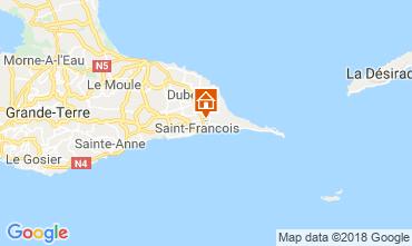 Kaart Saint Francois Villa 116772