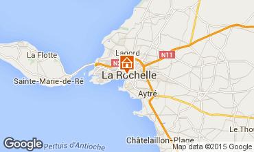 Kaart La Rochelle Appartement 80784