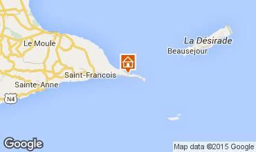 Kaart Saint Francois Villa 65357