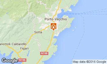 Kaart Porto Vecchio Villa 79272