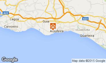 Kaart Albufeira Appartement 47517