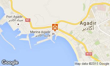 Kaart Agadir Appartement 54064