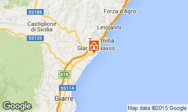 Kaart Taormina Studio 97424