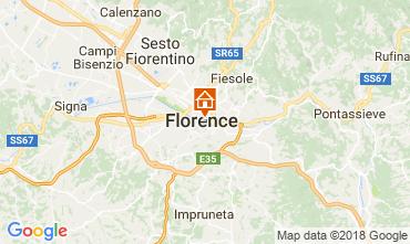 Kaart Florence Appartement 115059