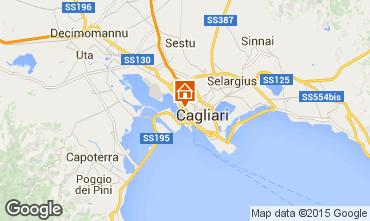 Kaart Cagliari Appartement 94155