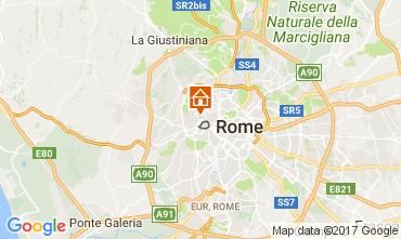 Kaart Rome Appartement 112414