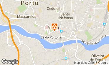 Kaart Porto Appartement 75774