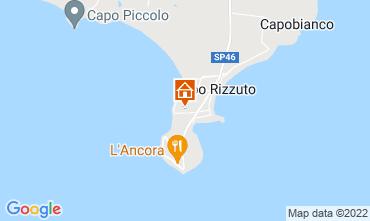 Kaart Isola di Capo Rizzuto Appartement 57916