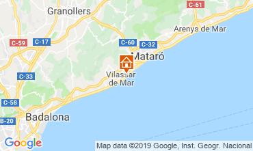 Kaart Barcelona Appartement 75200