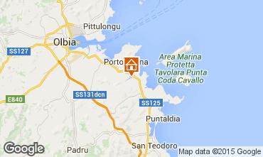 Kaart San Teodoro Appartement 75513