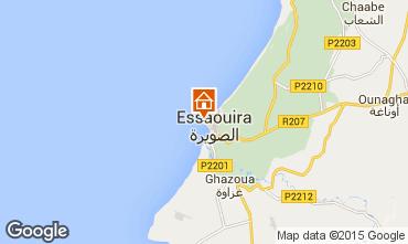 Kaart Essaouira Huis 100928