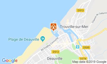 Kaart Deauville Studio 18891