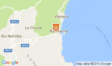 Kaart Rio Marina Appartement 107034
