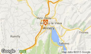 Kaart Annecy Studio 79533