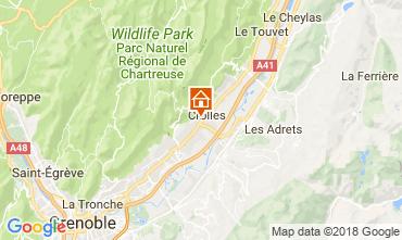 Kaart Grenoble Huis 115405