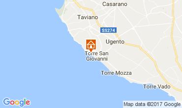 Kaart Gallipoli Appartement 60657