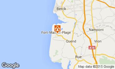Kaart Fort Mahon Huis 10867