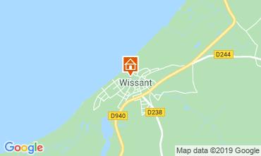 Kaart Wissant Appartement 41805
