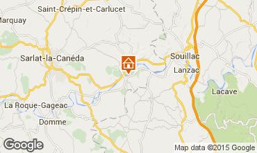 Kaart Sarlat Huis 76611