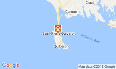 Kaart Quiberon Huis 8772