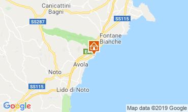 Kaart Avola Villa 113727