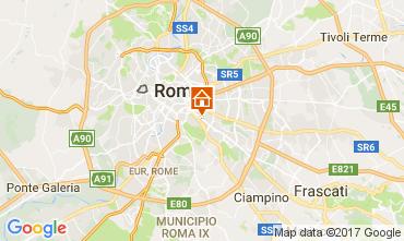 Kaart Rome Appartement 111285