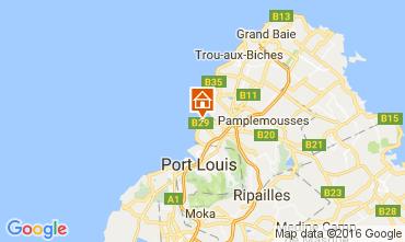 Kaart Pamplemousses Huis 106266