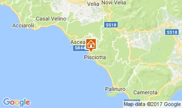 Kaart Pisciotta Appartement 89629