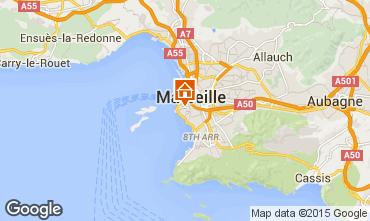 Kaart Marseille Appartement 101206