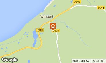 Kaart Wissant Huis 87766