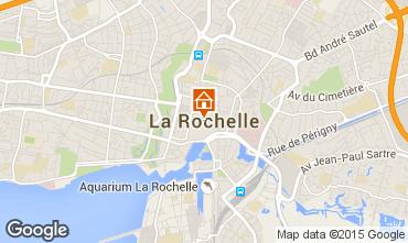 Kaart La Rochelle Huis 26520