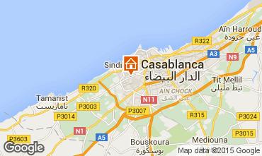 Kaart Casablanca Appartement 97061
