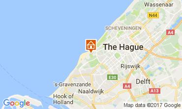 Kaart Den Haag Vakantiehuis 68087