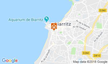 Kaart Biarritz Appartement 116730