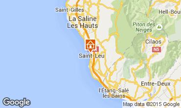 Kaart Saint Leu Appartement 85760