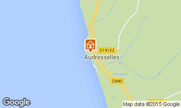Kaart Audresselles Huis 76074